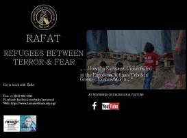 Rafat - Refugee between terror and fear
